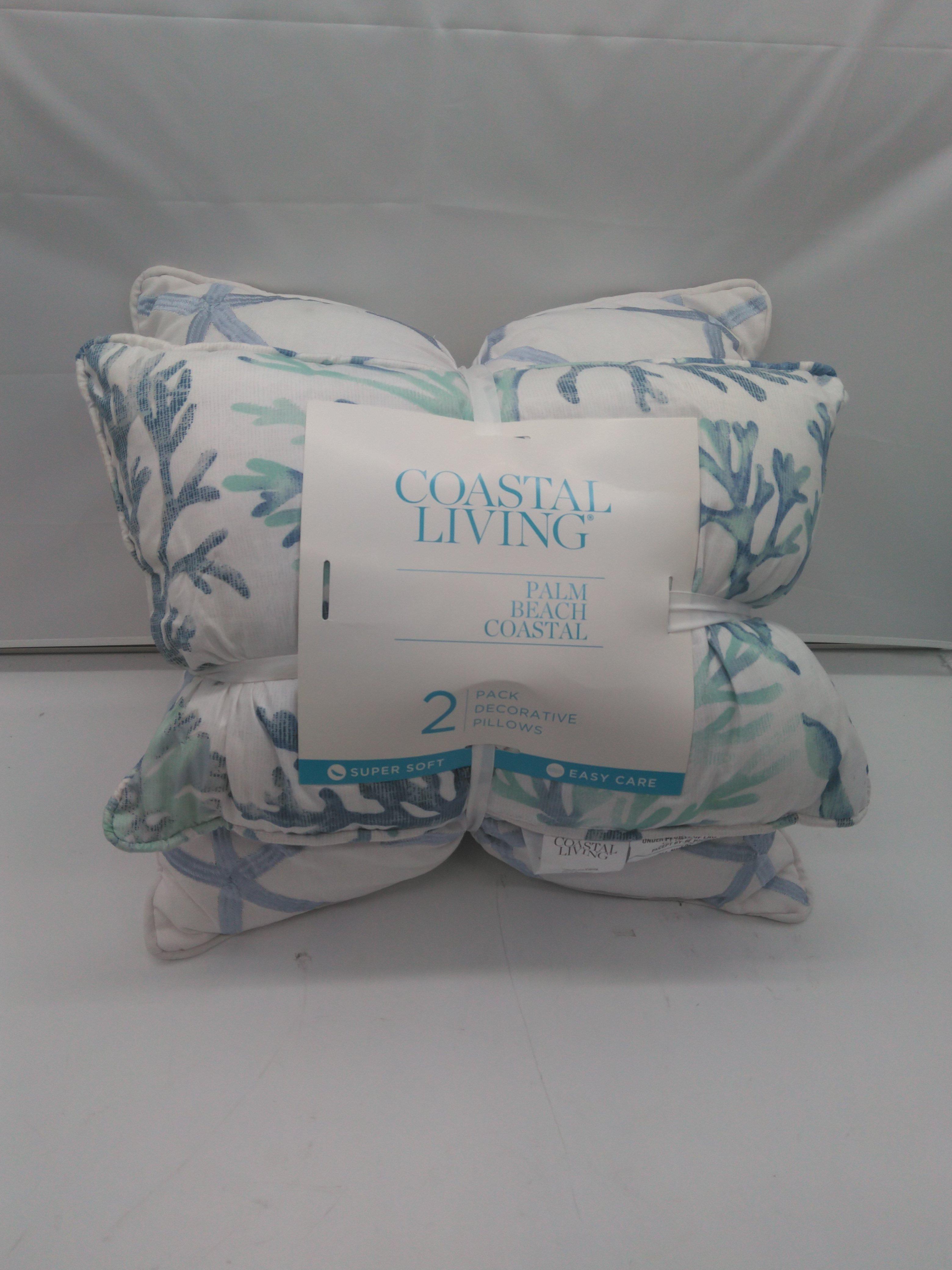 2 Pack Decorative Pillows